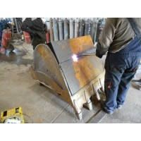 Капитальный ремонт или полная замена ковша погрузчика – что выгоднее?