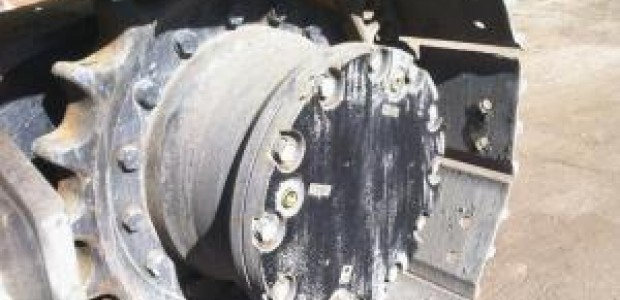 Ремонт редукторов хода и поворота экскаватора